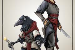 Leorin y Plumagris