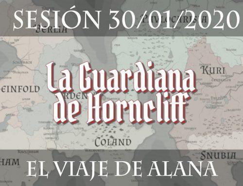 07 – El viaje de Alana