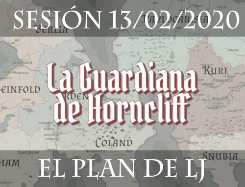 08 – El plan de LJ