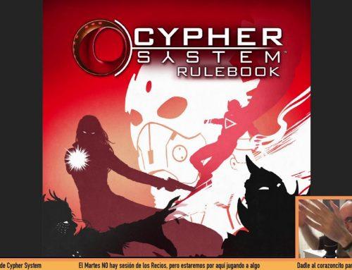 Preview del sistema Cypher