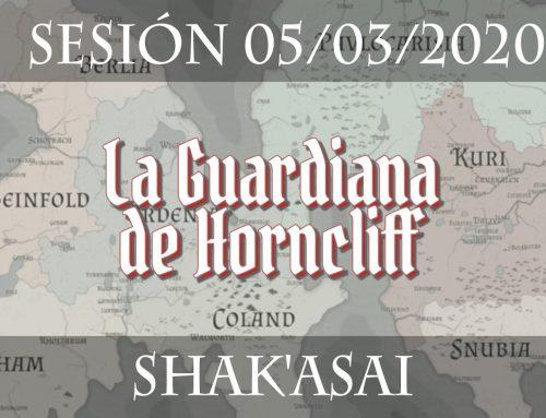 11 – Shak'asai