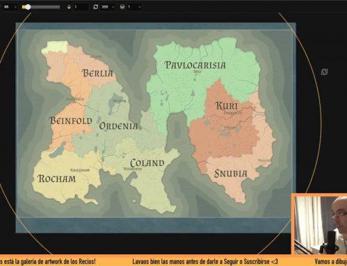 Haciendo un mapa en Inkarnate