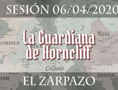 15 – El Zarpazo