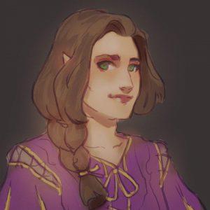 Retrato de Cornelia