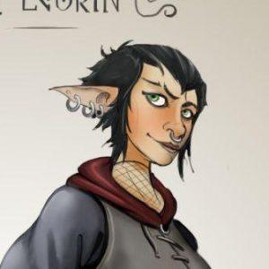 Retrato de Leorin