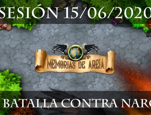 03 – La batalla contra Narga