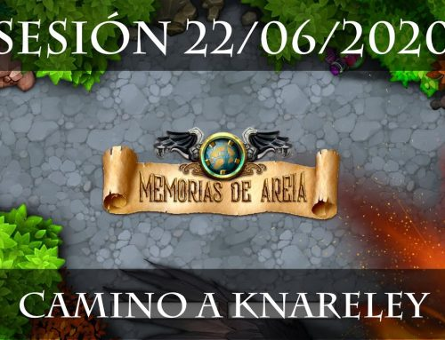 04 – Camino a Knareley