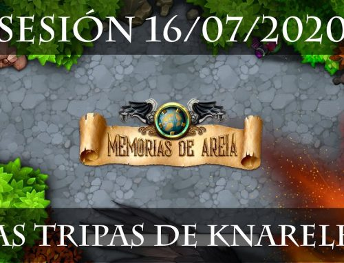 07 – Las tripas de Knareley