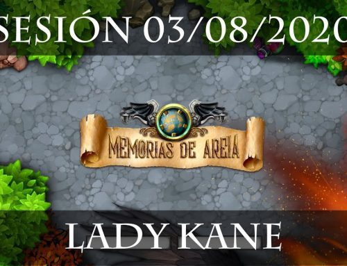 10 – Lady Kane