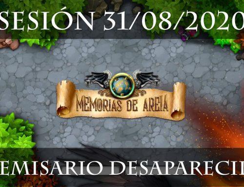 11 – El emisario desaparecido