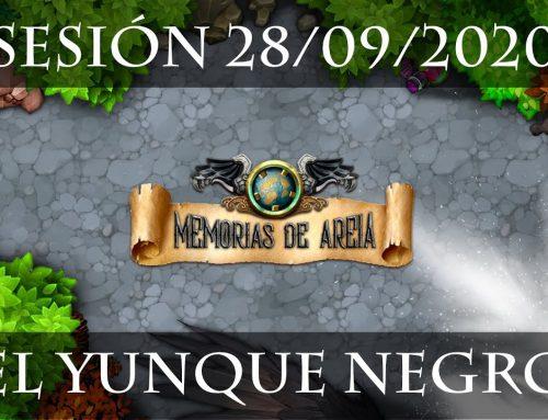 13 – El Yunque Negro