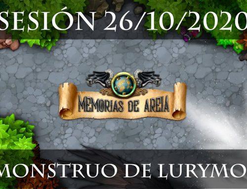 17 – El monstruo de Lurymoch