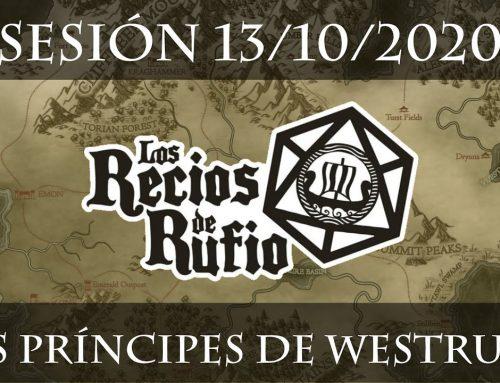 36 – Los príncipes de Westruun
