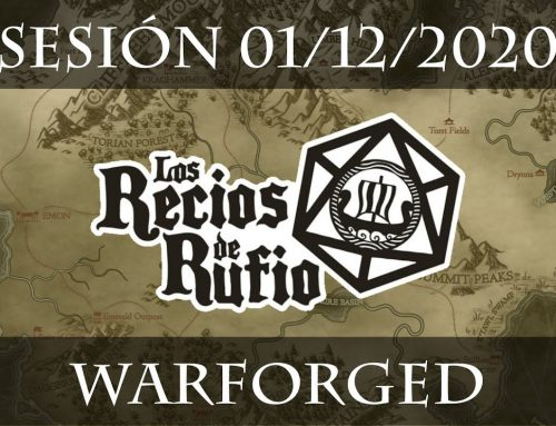 42 – Warforged