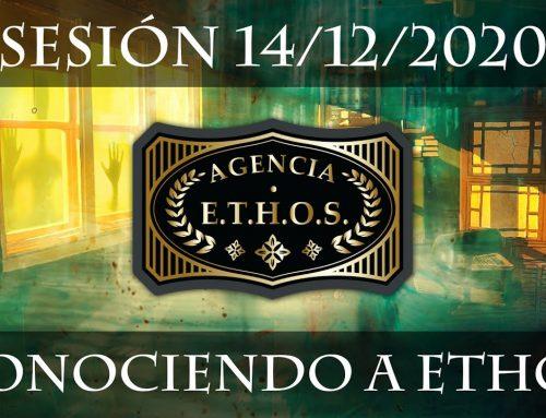1 – Conociendo a E.T.H.O.S.