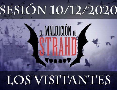 17 – Los visitantes
