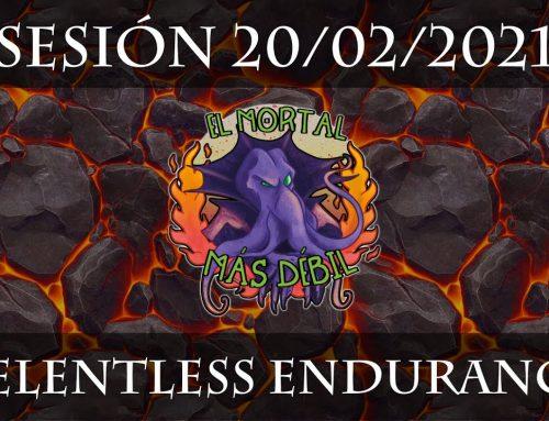 11 – Relentless endurance
