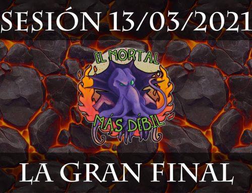 13 – La gran final